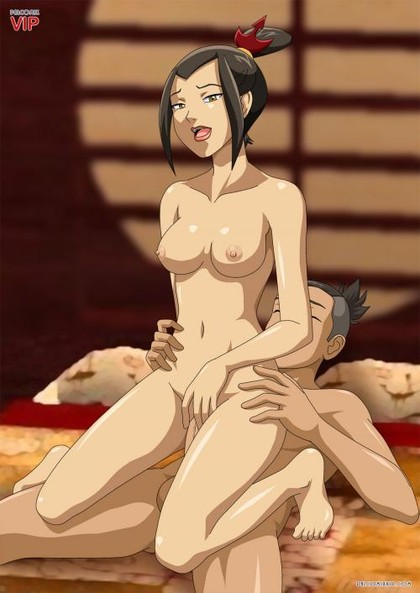 Avatar: The last Airbender Cartoon Sex